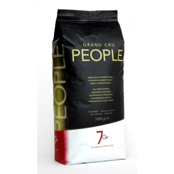 7Gr. PEOPLE Grand Cru szemes kávé 1kg