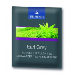 Sir Henry filteres Earl Grey fekete tea