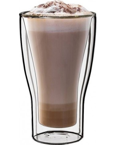 Luigi Bormioli Thermic Glass Latte Macchiato csésze 34 cl, 2 db