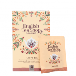 ETS Wellness Happy Me bio tea 20db
