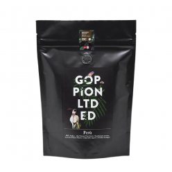 Goppion Peru Single Origin szemes kávé 500g