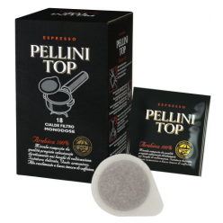 Pellini TOP 100% arabica pod 18db