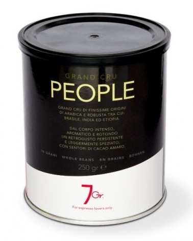 7Gr. PEOPLE Grand Cru őrölt kávé 250g
